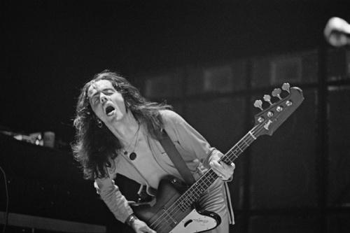 Jimmy Bain 1947 - 2016 (Photo by Fin Costello/Redferns)