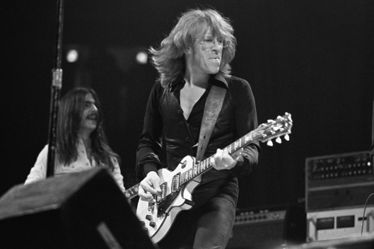 Paul Kantner (March 17, 1941 – January 28, 2016) (Tom Hill/Getty Images)